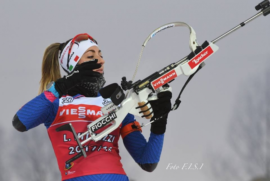 Biathlon: Vittozzi 2^ nella mass start di Kontiolahti