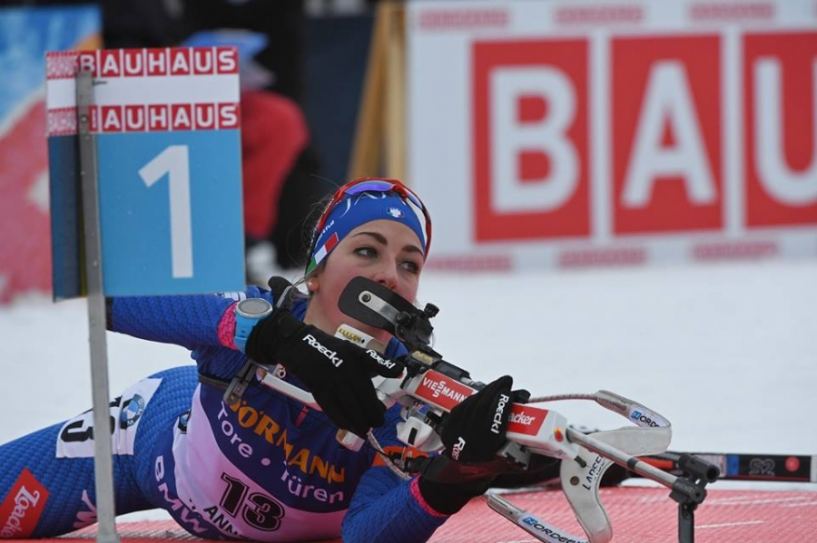 Biathlon: Donne - Le classifiche Cdm dopo Annecy-Le Grand Bornand