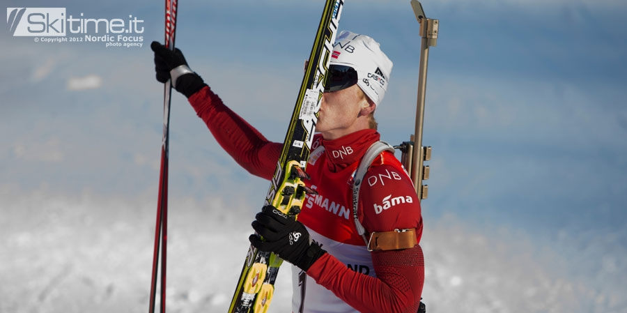 Biathlon: Boe inarrivabile batte Fourcade. 9° Windisch