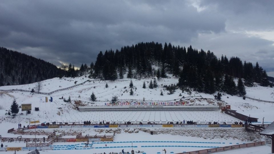 Biathlon: Barreto argento ai mondiali juniores in Romania