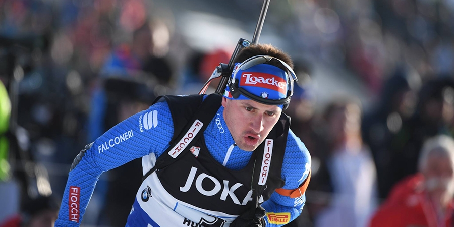 Biathlon: super Eberhard nella mass start. 7° Windisch